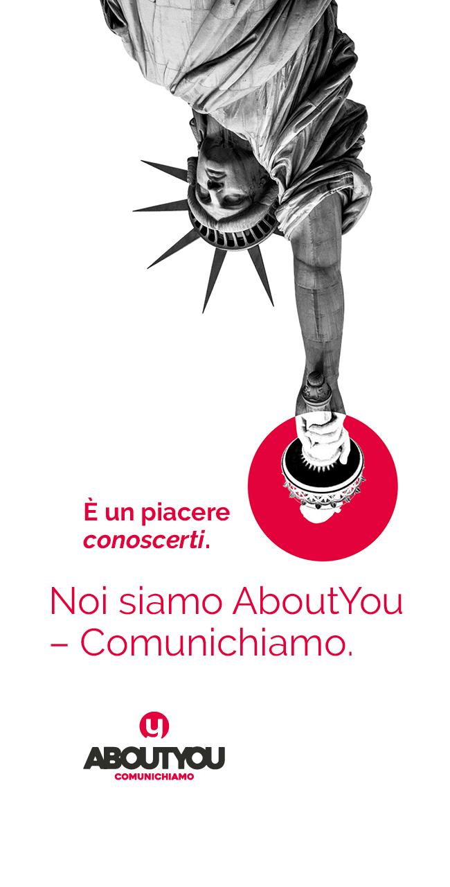 AboutYou_Sito web_Presentazione mobile