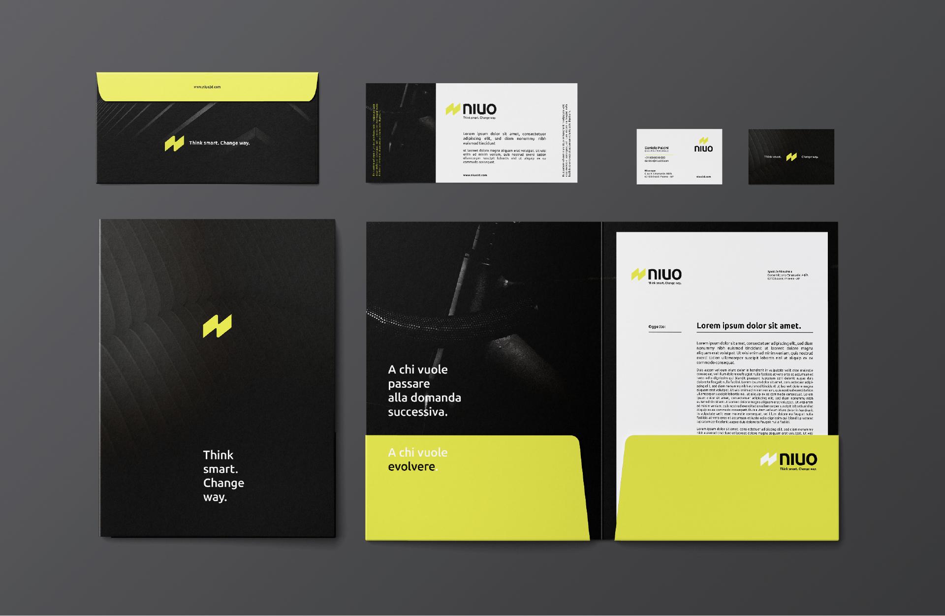 Niuo Brand Identity