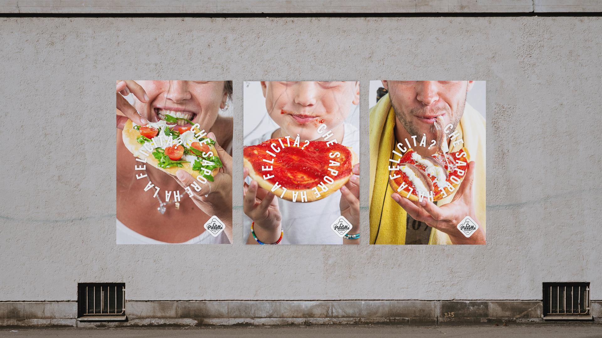 Webeing_La-Pizzetta_Campagna-Apertura_Poster